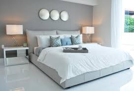 Contemporary King Size Beds Interior Design