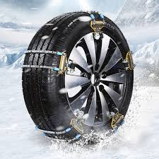 Durable Car Truck Satety Anti-Skid Snow Tire Chains Manganese Steel ...