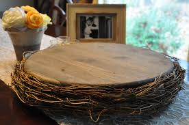 24 Large Grapevine Cake Stand Rustic Wedding