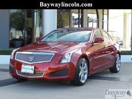 Used Cadillac ATS for Sale in Houston TX