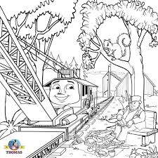 Free Printable Thomas The Train Rocky Coloring Sodor Steam Engine Pictures To Color Pages
