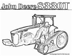 44 Simple Coloriage Tracteur Facile Andrewaignein