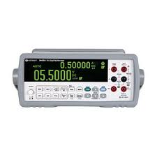 Bench Dmm by Keysight 34450a Bench Dmm With Oled Display 5 1 2 Digit