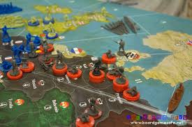 Hiews Boardgame Blog Axis And Allies 1914 World War I