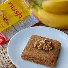 Nush – Banana Nut Cake – Keto Krate Blog