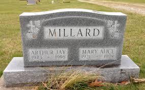 100 Alice Millard Mary Leach 19211996 Find A Grave Memorial