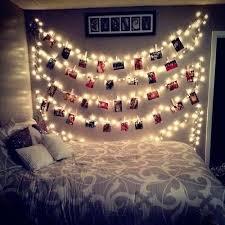 The 25 best Bedroom fairy lights ideas on Pinterest