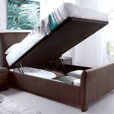 Super King Size Ottoman Bed by Allendale Storage Ottoman Bedframe From House Of Reeves