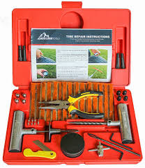 Amazon.com: Boulder Tools - 56 Pc Heavy Duty Tire Repair Kit For Car ... Semi Truck Tire Changer Whosale Suppliers Aliba And Trailer Repair Near Me How To A Nail Hole In Tire With Plug On Semi Truck Big Repair 2 Fding Leak Tighten Valve Stem Youtube Blown Tires Are Serious Highway Hazard Roadtrek Blog Tools And Trucks Busescommercial Sealant Medic Commercial Maintenance Kit For Medium Heavy Duty 30 Cords Aw Direct