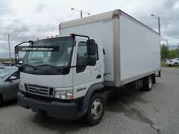 100 Ford Box Truck 2007 Lcf
