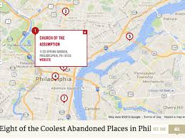Philly Mural Arts Map by Here U0027s A Map Of All The Maps Of Philly U0027s Public Art
