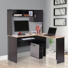 bureau informatique angle 80 90 sur bureau informatique bureau d angle avec étagère achat