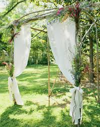 Outdoor Wedding Ideas Rustic