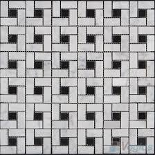carrara white marble mosaic voglus mosaic