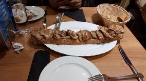 canape madrid canapé de solomillo con brie picture of la manduca madrid