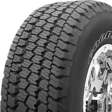 4 New P265/70R17 Goodyear Wrangler ATS 265 70 17 Tires | EBay