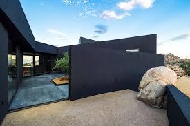 100 Desert House Design Gallery Of Black Oller Pejic Architecture 5