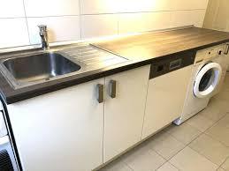 Ikea Küchenschrank Für Waschmaschine Ikea Küche Inkl Geschirrspüler Und Waschmaschine