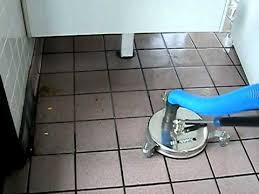 restaurant tile grout pressure cleaning washing vacuum recovery