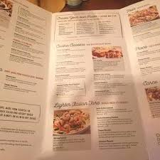 Olive Garden Restaurant Menu Juicy Gallery