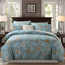 Brown And Blue Bedding by Cool Brown And Blue Duvet Covers 69 Chocolate Brown And Blue Duvet