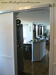 DIY Sliding {Barn Style} Door - The Stonybrook House Sliding Barn Doors Design Optional Interior Diy Style Door The Stonybrook House With Glass Creative Diy Tutorial Iibarnstyledoorscceaspacusandtraditional Awespiring Maryland And Together Best 25 Barn Doors Ideas On Pinterest For Your Exterior Home Decor And Fniture Garage Tags 52 Literarywondrous Remodelaholic Simple Tips Tricks Dazzling For