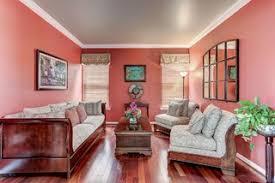 75 rosa wohnzimmer mit roter wandfarbe ideen bilder