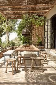 Southerly Restaurant And Patio Richmond Va by Hotel La Granja Ibiza Outdoor Dining Terrace Steel Windows Doors