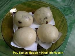 cuisine pau pau kukus mudah resepi mudah dan ringkas recipes malaysian