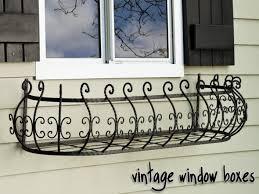 Vintage Window Boxes