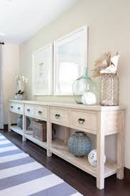Furniture Set Up Your Rustic Buffet Table For Stylish Living Room Hutches