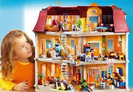 neu playmobil mein großes puppenhaus 5302 das