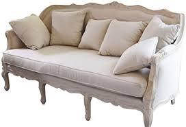 elegante landhaus sofa 3 sitzer wohnzimmer vintage
