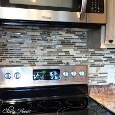 DIY Mosaic Tile Backsplash