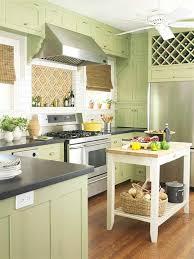 Light Sage Green Kitchen Cabinets by Kitchen L Shaped Kitchen Design With Sage Green Kitchen Cabinet