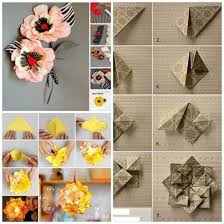 DIY Paper Flower Craft 1 0 APK Download Android Lifestyle Apps Art And Work With Step