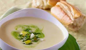 modern cuisine recipes culinary physics healthy vegan leek soup modern recipe of