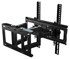 ricoo support mural tv orientable inclinable s6244 support ecran