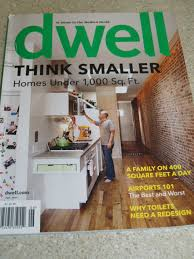 100 Modern Homes Magazine Dwell At Home In The World Think Smaller