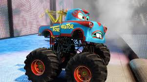 100 Monster Truck Mater Pixar Animation Studios