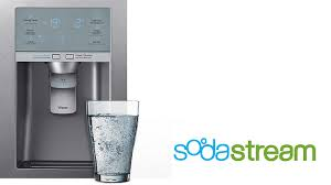 réfrigérateur multi portes sodastream samsung