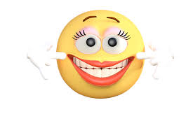 Emoticon Emoji Smile Cartoon Happy E