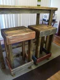 Appealing Rustic Bar Stool Ideas 46 About Remodel Interior Designing Home With