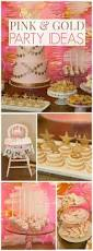 Pink White And Gold Birthday Decorations by Best 25 Golden Birthday Parties Ideas On Pinterest 21st