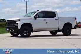 100 Chevy Silverado Truck Parts New 2019 Chevrolet 1500 LT Trail Boss Crew Cab In Fremont