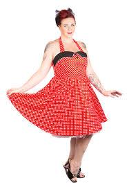 1950 u0027s red polka dot dress perth hurly burly