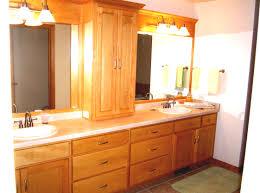 Bathroom Vanity Backsplash Ideas by Country Master Bathroom Ideas With Floating Vanity Cabinets Homelk