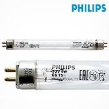 philips tuv 6w g6t5 l bulb wave germicidal ultra