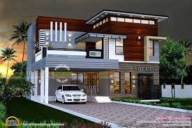 100 Contemporary Home Designs September 2015 Kerala Home Design And Floor Plans In