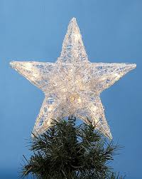 Large Star Tree Topper